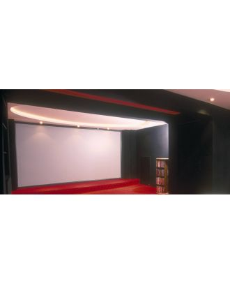 Ecran sur cadre Oray Video blanc 150x200cm SP1B1150200
