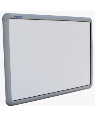 """Tableau blanc interactif 88"""" QWB88WS BW H01 Qomo"""