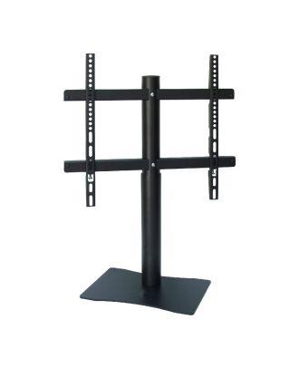 Pied de table pour écran 65p max Noir OMB 7040