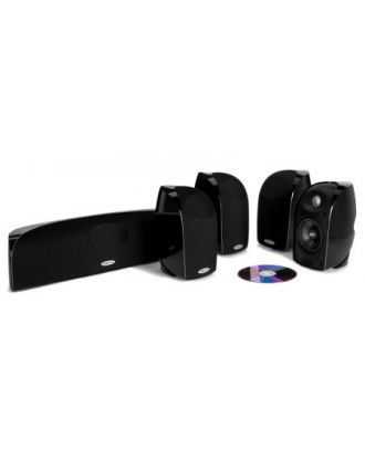 Pack de 5 enceintes POLK Blackstone TL250 Noir