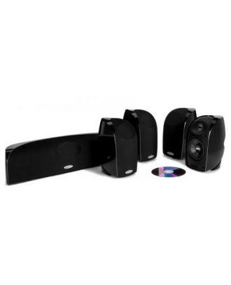 Pack de 5 enceintes POLK Blackstone TL350 Noir