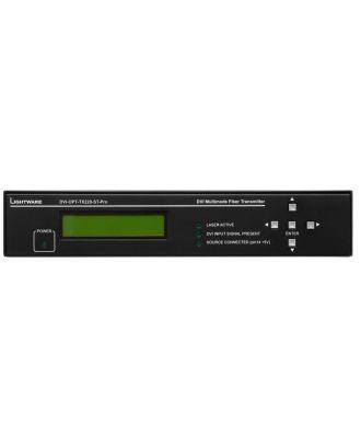Transmetteur Dvi Lightware sur fibre optique ST 50/125