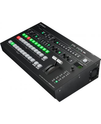 Mélangeur vidéo 8 canaux multi format HD-SDI/DVI-D V-800HDMk2 Roland