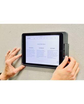 Viveroo One iPad 10.2p et iPad Air et iPad Pro 10.5p Argent