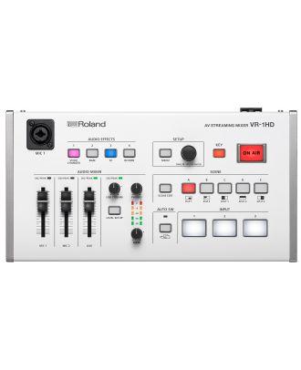 Mélangeur video 3x canaux HDMI + 2x audio + USB3 Roland VR-1HD