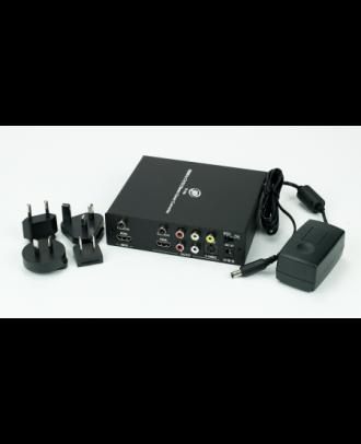Convertisseur down HDMI vers Vidéo tvONE