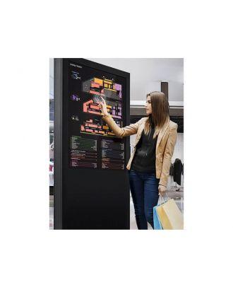 Verre de protection pour kiosk mural 70 pouces Chief LWG-70CL