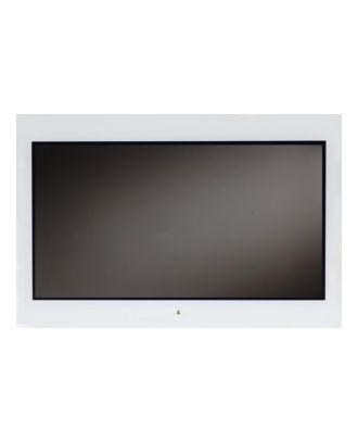 Aquavision Ecran encastré Pinnacle 65p 4K  V. Blanc +HP