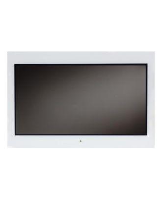 Aquavision  Ecran Pinnacle 32p 4K 500cd/m2  Extra Fin  Verre Blanc