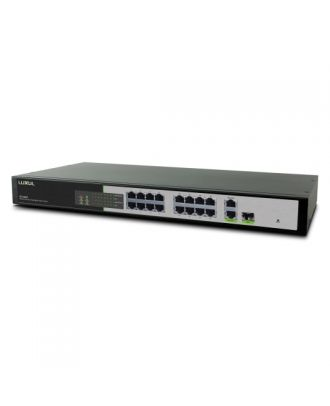 Switch intelligent 18 ports Luxul XFS-1816P-E
