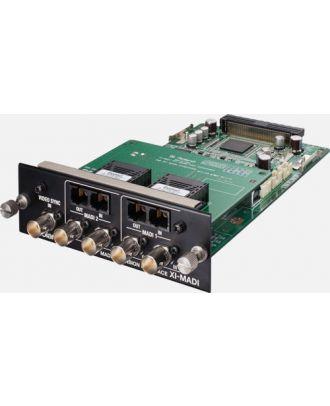 Carte d'extension MADI pour M-5000 et V-1200HD XI-MADI Roland
