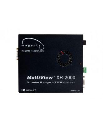 Récepteur Multiview XR2000DP-SAP sur 609 m