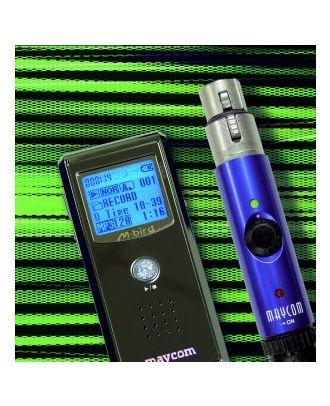 Kit reporter MP3 Maycom MP3-RK-I