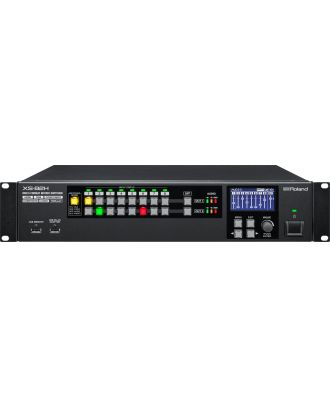 Matrice video 8x in / 2x out avec HDbaseT Roland XS-82H