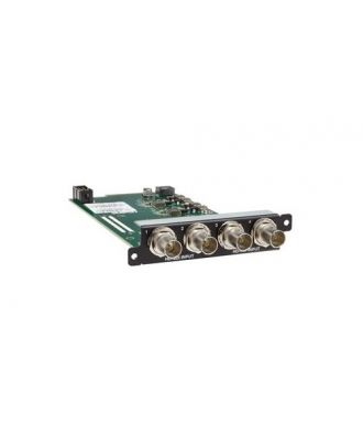 tvONE - CORIOview Module d'entrée 4x HD/SDSDI via BNC (Montage usine)