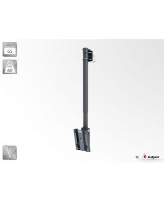 Support écran plat sur tube pour poutre FTC-1500TB Audipack