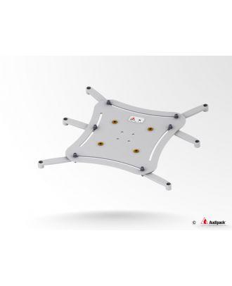 Support plafond universel extra large pour projecteur QFIX-3G Audipack