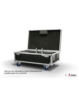 Flightcase pour un pied de sol AUD-390707, 10/10/m+w 16705 Audipack