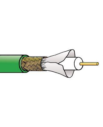 Câble Belden Coaxial HD 1855ENH-500 vert