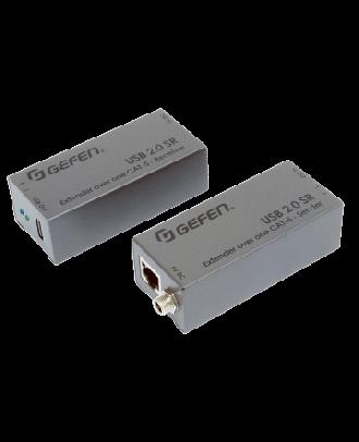 Exenteur USB 2.0 SR sur Cat5e jusqu'à 50 m