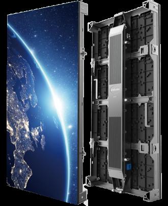 Cabinet LED 500x1000 d'intérieur - P. 4,8 - LED SMD 2121 - 1000 cd/m²
