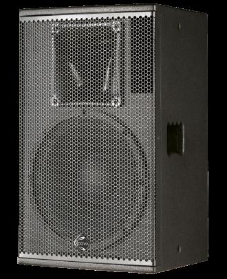 Majorcom - Enceinte de puissance compacte large bande 400w
