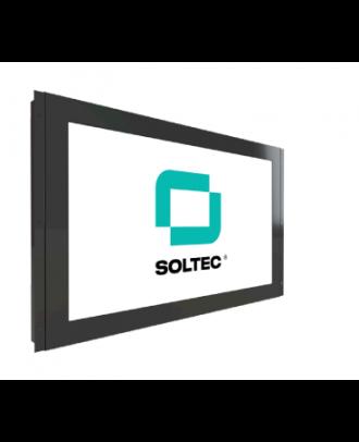 Moniteur TFT 80 pouces et lecteur média digital - 1080p, RS232
