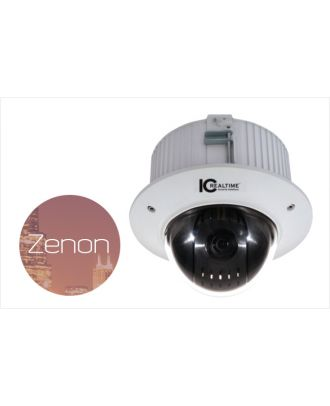 Caméra IP ZENON-1s-PO2-x12 IC Realtime