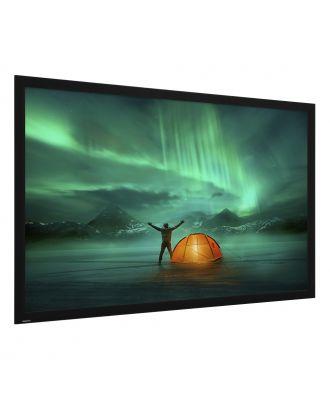 Projecta - Ecran HomeScreen Deluxe 219x350 Blanc mat