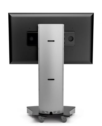 Support motorisé VST-D sur roulettes - 300x300 à 400x800 - 120kg max