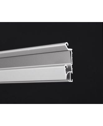 Rail Duo - DUO rail - aluminium 3 m