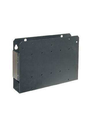 omb - Boitier arrière pour décodeur 40p VESA 100x100 - Noir - HA/10