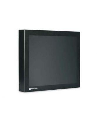 Ecran Soltec 17.0'' TFT, Norme VESA + Lecteur Digital Media intégré