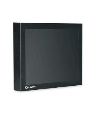 Ecran Soltec 19.0'' TFT, Norme VESA + Lecteur Digital Media intégré