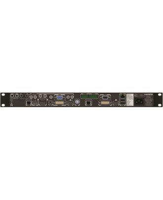 Optoma - Scaler-switcher 4K LED avec audio intégré - 10 entrées