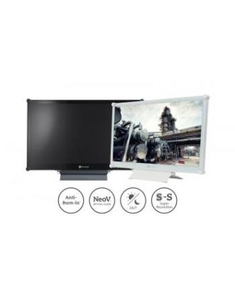 Neovo - Ecran 24p Full HD 1920x1080 , 250cd/m², NeoV - Blanc