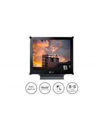 Neovo - Ecran LED de sécurité 19p SXGA, 250cd/m² - Métal - Noir