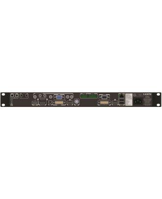 Optoma - Scaler-switcher 4K LED avec audio intégré - 9 entrées