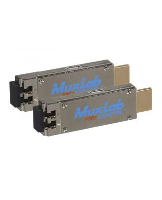 Kit Mini Extendeur HDMI 4K Fibre MUXLAB 500461