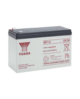 Majorcom - Batterie 12V 17AH