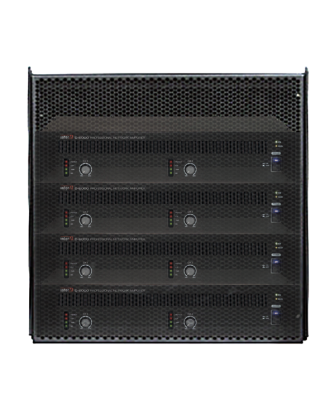 Majorcom - Rack métallique pré-monté 9u pour intégration