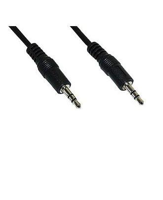 Câble Audio - Stéréo jack 3,5 mm, (m/m), 2,5 m