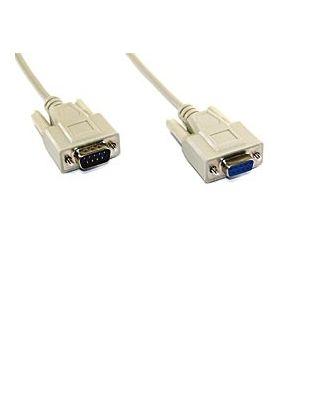Câble RS232 - Câble RS232, f/m, 15 m