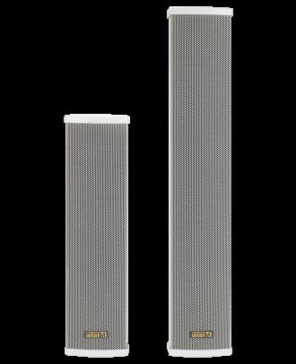 Majorcom - Colonne interieur - metal - 20/40w - 100V - 8hp