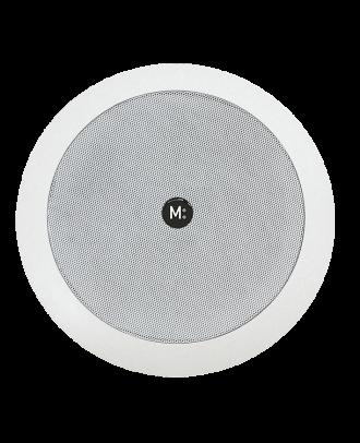 Majorcom - Plafonnier - 1 voie - 3/6w - 100 volts - diam 174
