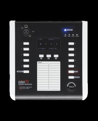 Pupitre d'appel selectif pour npx-8000 Majorcom NRM-8000A