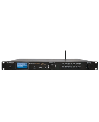 Majorcom - Network audio player radio internet dab/dab