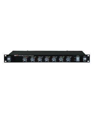 Majorcom - Distributeur audio 1 entrée - 6 sorties