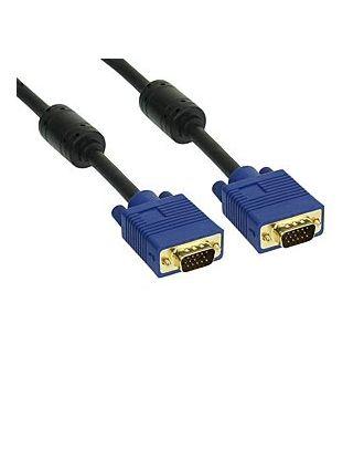 Cordon VGA (HD15 m/m) 25 m