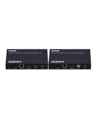 Récepteur KVM HDMI sur 100m Cat5/60km e-boxx